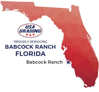 USA Grading, Inc. provides roll off dumpster rental in Babcock Ranch (Punta Gorda), Florida and surrounding areas.