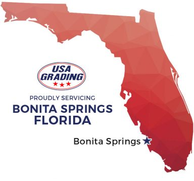 USA Grading, Inc. provides roll off dumpster rental in Bonita Springs, Florida and surrounding areas.