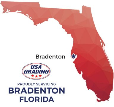 USA Grading, Inc. provides roll off dumpster rentals in Bradenton, Florida and surrounding areas.