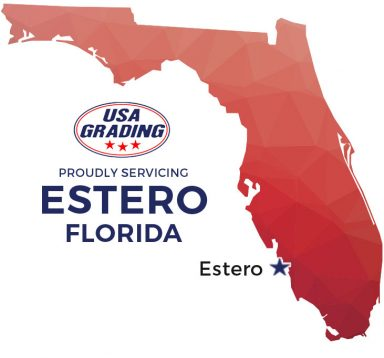 USA Grading, Inc. provides roll off dumpster rental in Estero, Florida and surrounding areas.