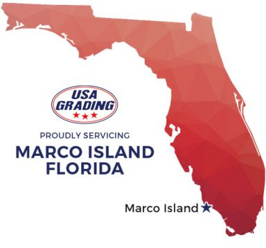 USA Grading, Inc. provides roll off dumpster rental in Marco Island, Florida and surrounding areas.