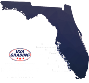 USA Grading, Inc. proudly servicing all of the Southwest Florida and surrounding areas for: Site Grading, Dumpster Rentals, Land Clearing, Demolition, and Fill Dirt.
