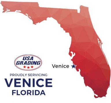 USA Grading, Inc. provides roll off dumpster rental in Venice, Florida and surrounding areas.